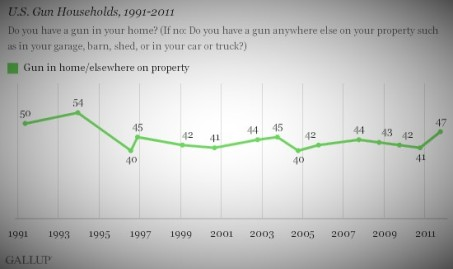 gun ownership in American (2)