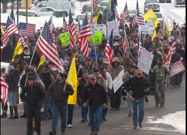 White militia 1