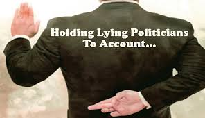 Could You Tell If A Politician Is Lying and Unethical?