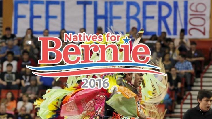 Bernie for Native Americans