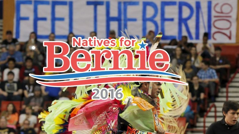Bernie for Native Americans