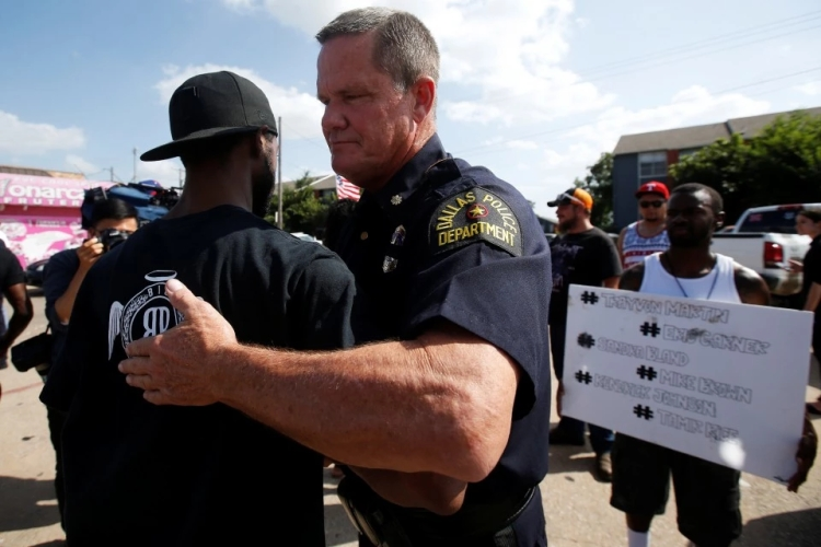 Dallas Black lives matter