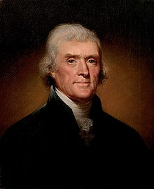 Thomas Jefferson 3 President of the United States