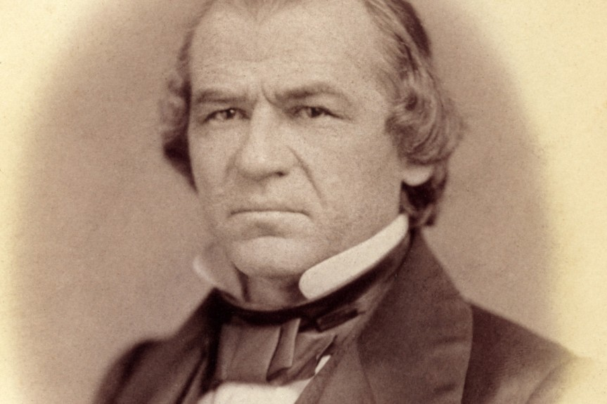 Andrew Johnson, 17th President of the United States, 17th cousin 4x removed