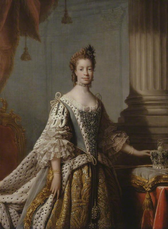Queen Sophia Charlotte of Mecklenburg-Strelitz,  6th cousin 9xremoved