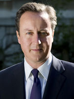 David William Donald Cameron, 14th cousin 2xremoved