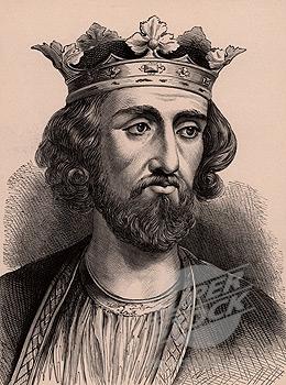 "Edward ""Longshanks"" King of England I, 17th greatgrandfather"