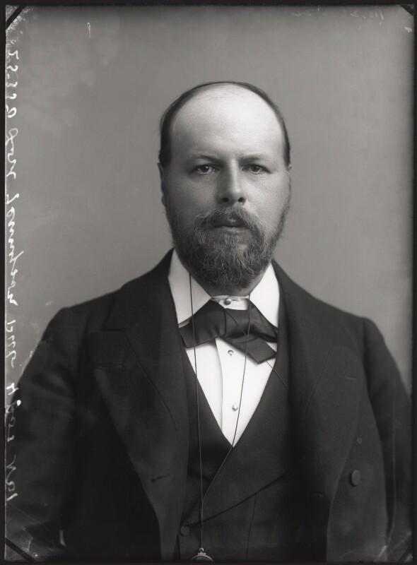 Hallam Tennyson, 17th cousin 1xremoved