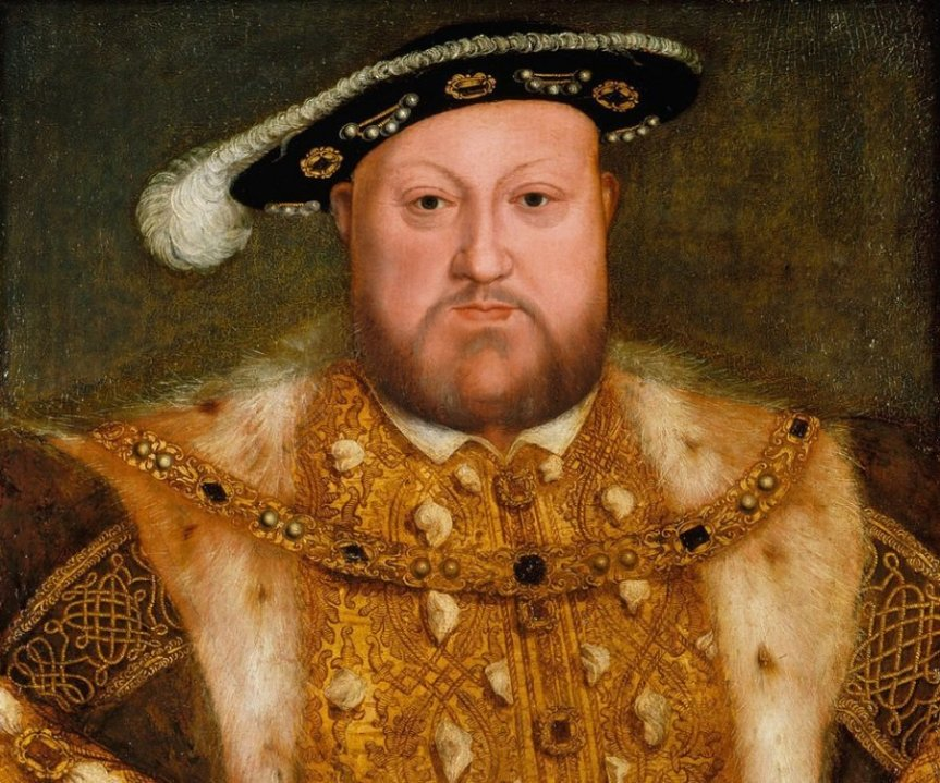 Henry Tudor VIII, King of England, 3rd cousin 11xremoved