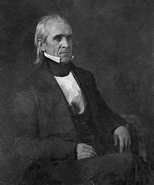 James Knox Polk ,11th President of the United States, 9th cousin 6xremoved