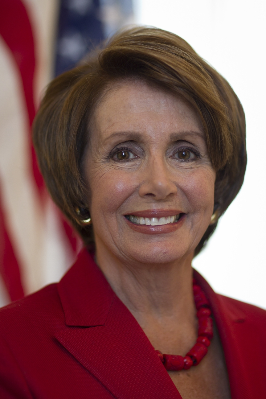 Is Nancy Pelosi the master ofshade?