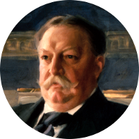 William Howard Taft the 27th President of the United States, 14th cousin 2xremoved
