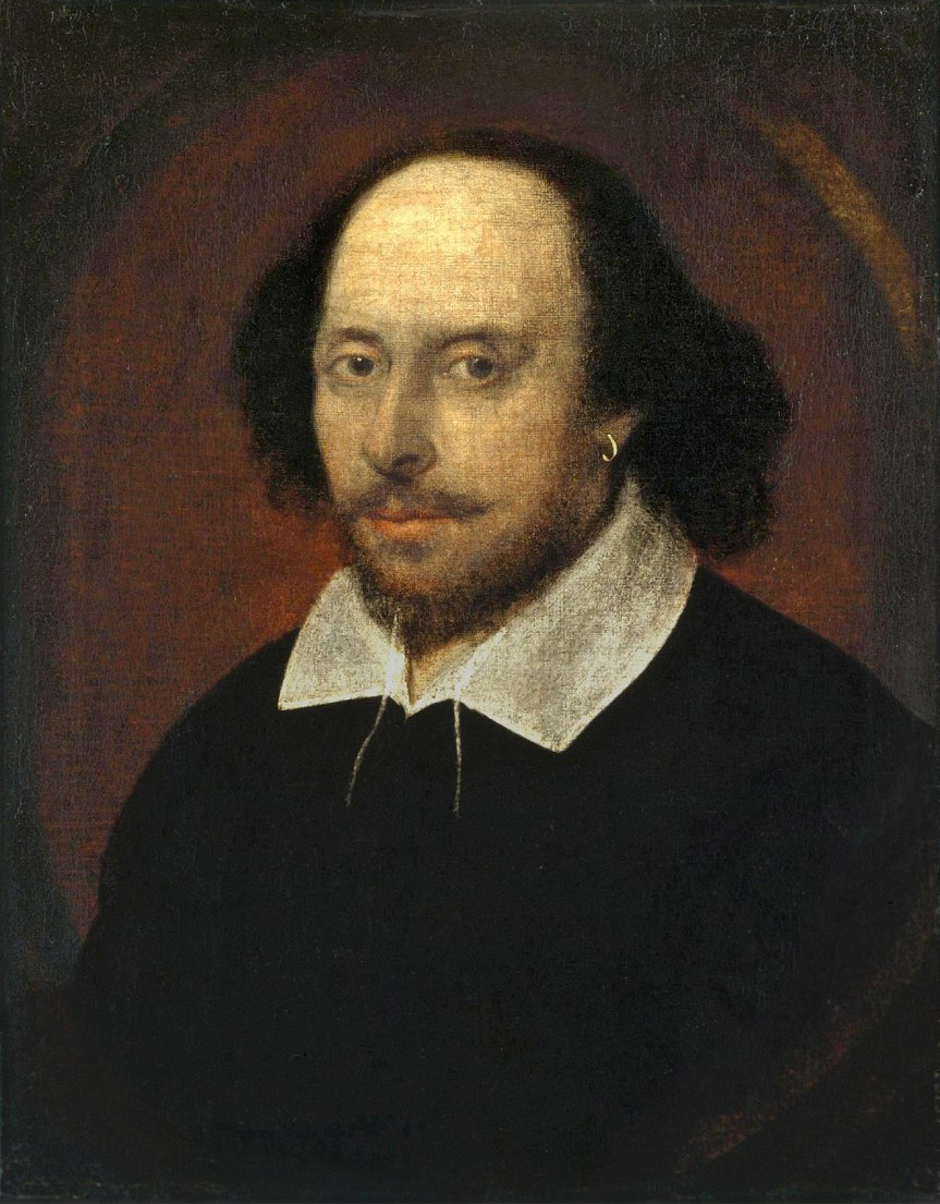 William Shakespeare, 11th cousin 9xremoved