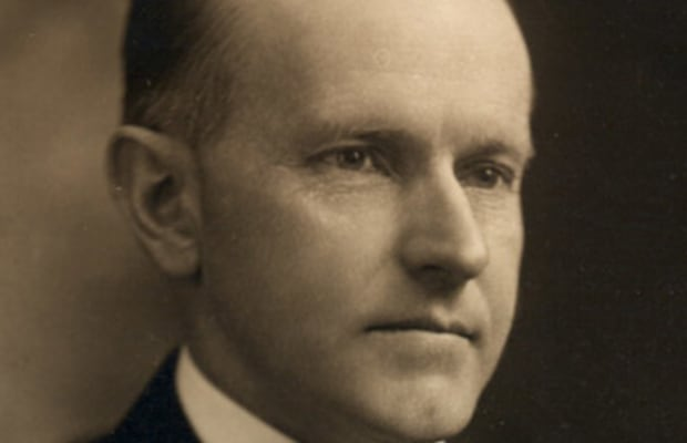 President Calvin Coolidge, the 30th president of the United, 16th cousin 3xremoved