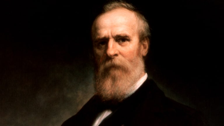 President Rutherford B. Hayes, the 19th President of the United States, 20th cousin 3x removed