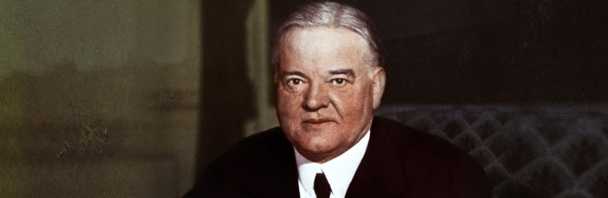 President Herbert Clark Hoover, the 31st President of the United, 14th cousin 1x removed