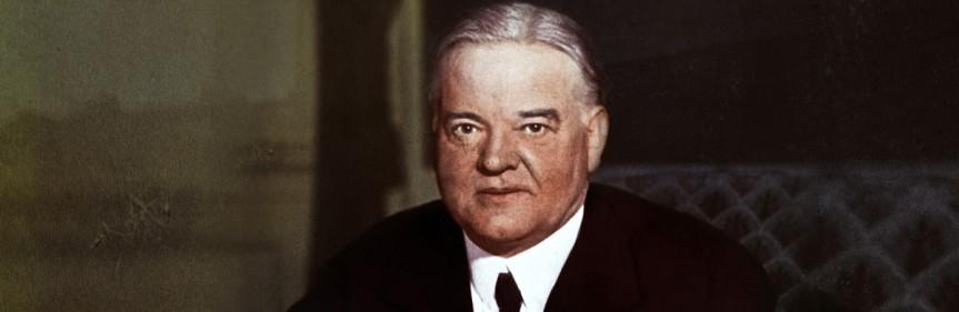President Herbert Clark Hoover, the 31st President of the United, 14th cousin 1xremoved