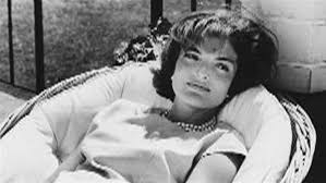 Jacqueline KENNEDY ONASSIS, my 6th cousin 4x removed bymarriage