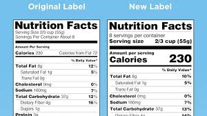 If You Haven't Noticed, Were you aware That The Label for all Your meal IsChanging?