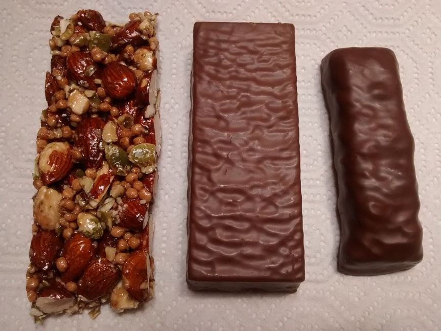 Do you think protein bars are good for you?Reconsider